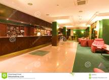 Resort Hotel Lobby And Lounge Stock - 3040444