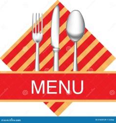 menu icon restaurant ristorante icona equipment fork spoon knife
