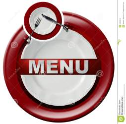 menu icon restaurant knife empty symbol round cutlery fork isolated silver