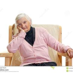 Geriatric Chair For Elderly Fisher Price Kids Table And Chairs Retired Life Stock Photo Image Of Enjoyment Pensioner