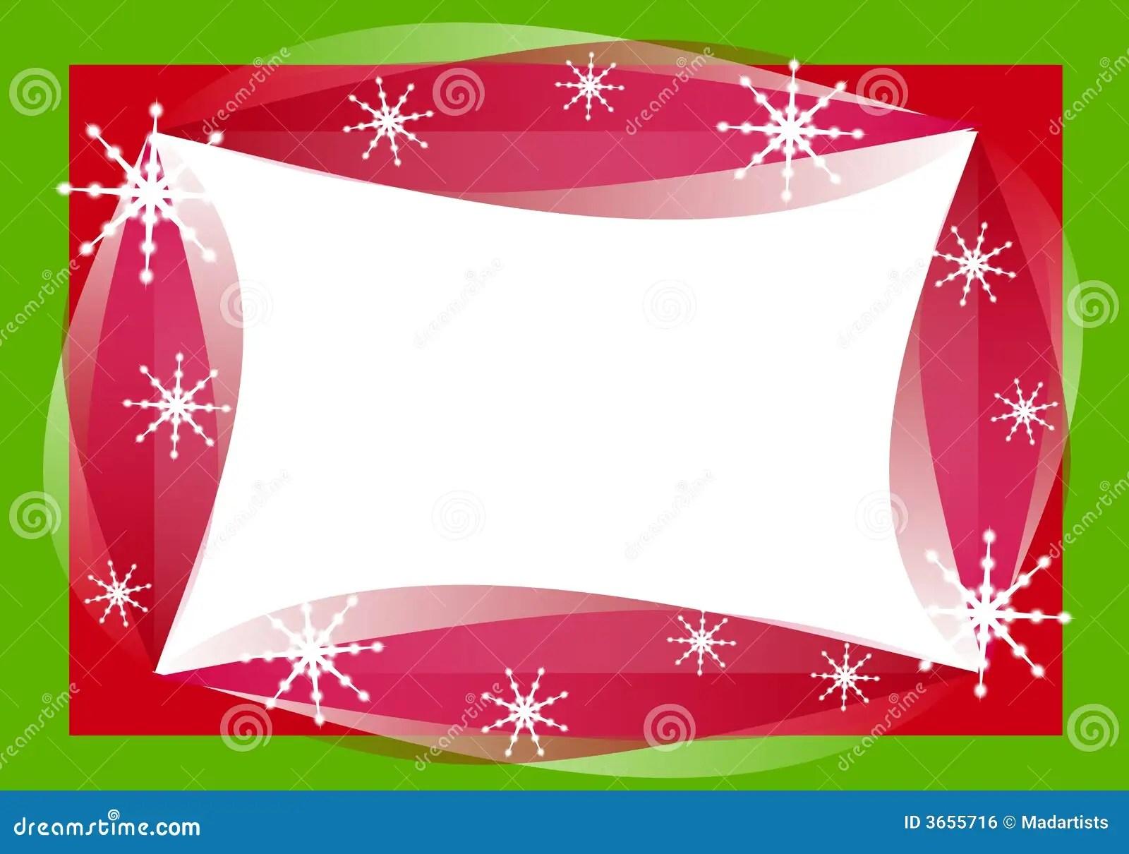 hight resolution of retro christmas border frame