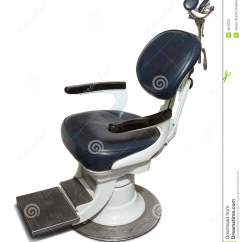 Vintage Dentist Chair Farmers Dining Table And Chairs Retro Stock Photo Image Of 4619370