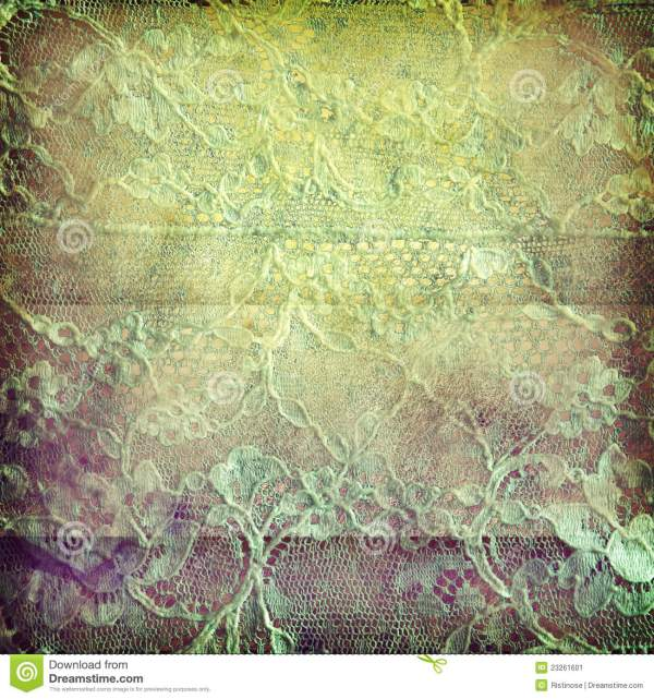 Retro Embroidery Background Stock - 23261601
