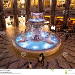Paris Cafe Chairs Grey Velvet Dining Uk Retro Fountain In Odaiba Mall Editorial Stock Image - Of Mall, Clouds: 34584504