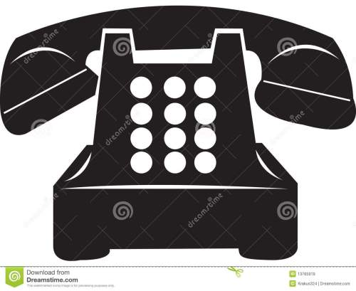 small resolution of antique rotary telephone isolated from background