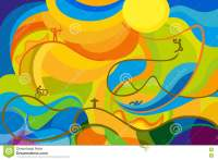 Rio 2016 Abstract Colorful Background Stock Vector ...