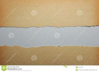 Ripped Old Paper Stock Photos - Image: 16164523