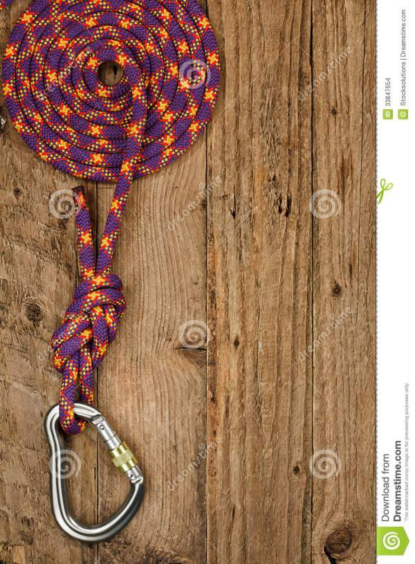 Rope Rock Climbing Equipment