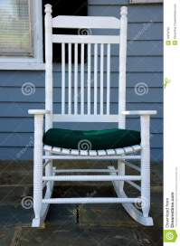 Rocking Chair Rest Royalty Free Stock Images - Image: 16878799