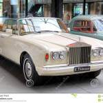Rolls Royce Corniche Editorial Stock Image Image Of Comfortable 47969574