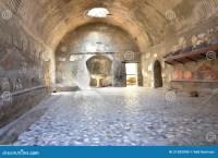 Roman Bath House stock photo. Image of roman, rome, house ...