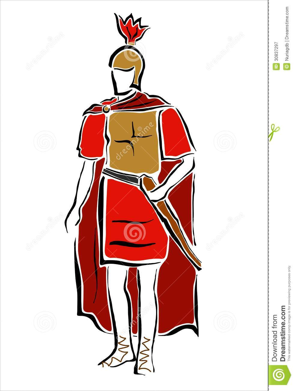 roman soldier diagram msd 6200 wiring royalty free stock photography - image: 30837297