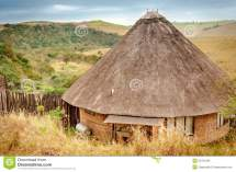 Traditional South African House