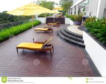 Roof Top Garden Design Stock Of Landscapes