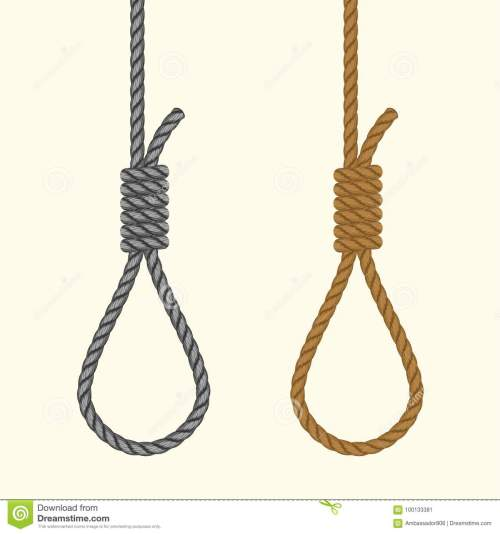 small resolution of noose with hangmans knot suicide death penalty by hanging