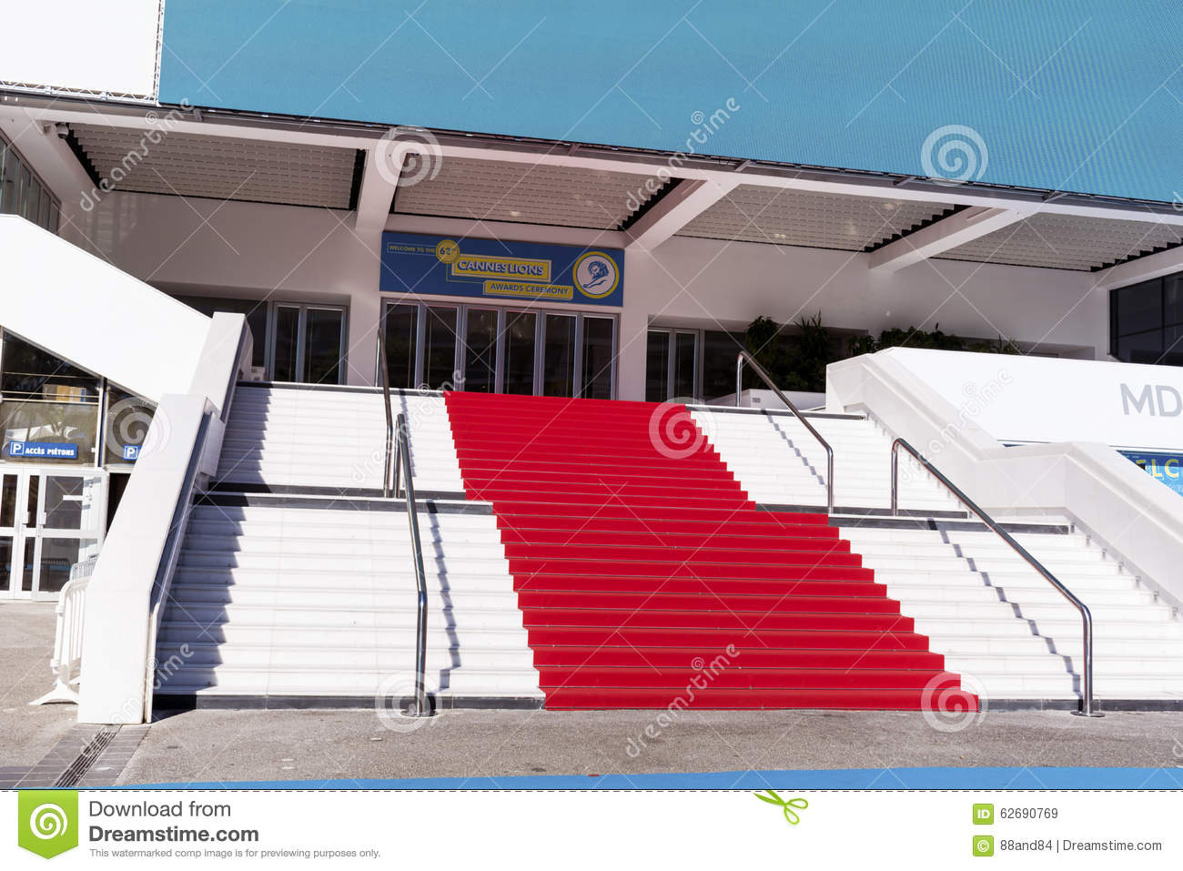 Treppe Roter Teppich Roter Teppich In Cannes Frankreich Stairs Des Ruhmes