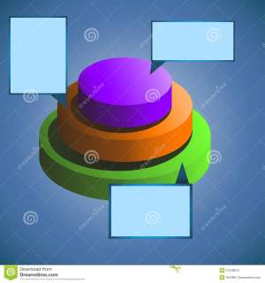 Round Diagram Stock Photography  Image: 37448612