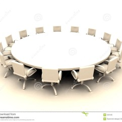 Office Chairs Unlimited Folding Camping High Chair Round Table 2 Stock Illustration. Illustration Of - 523135