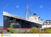 Royal Mail Ship Rms Queen Mary Editorial