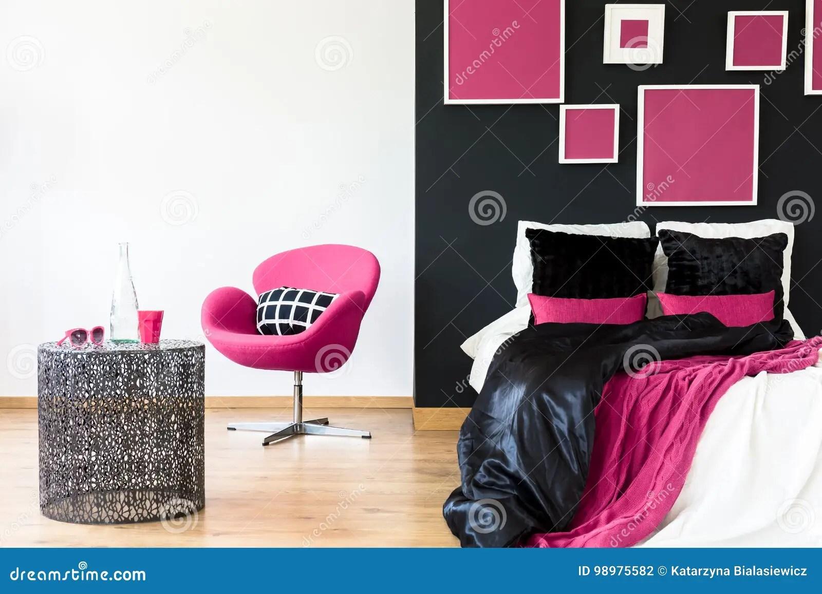 Roze Slaapkamer Stoel