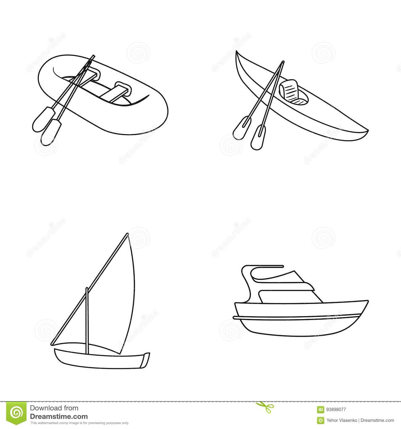 Oars Cartoons Illustrations Amp Vector Stock Images