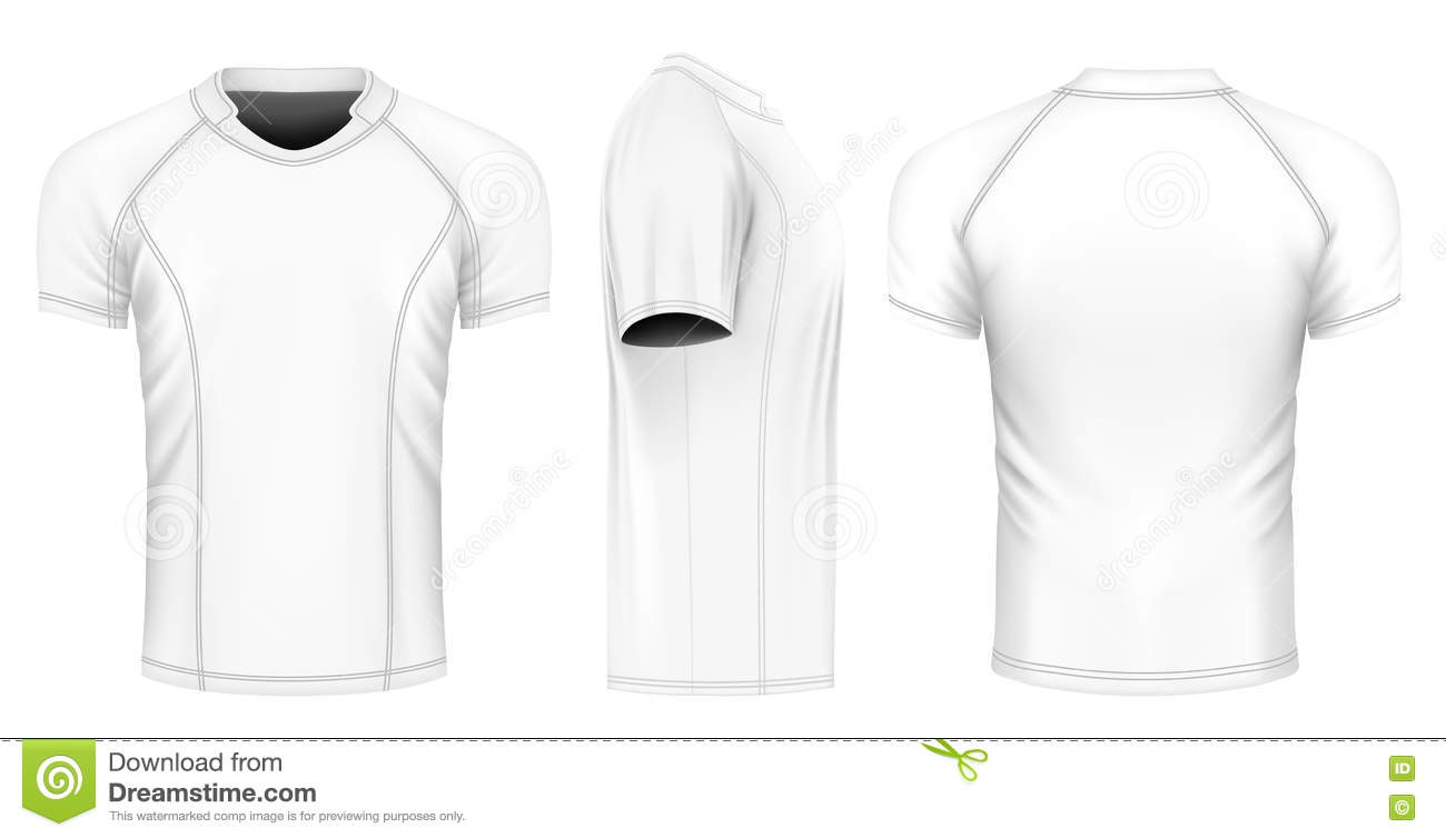 Rugby vector jersey stock vector. Illustration of design