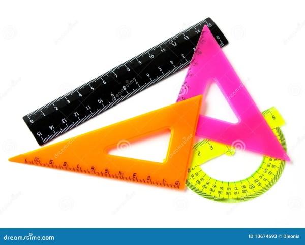 Rulers Set Stock - 10674693