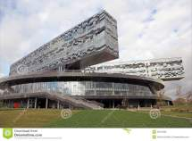 Russia. Moscow. Skolkovo Innovation And Business Center