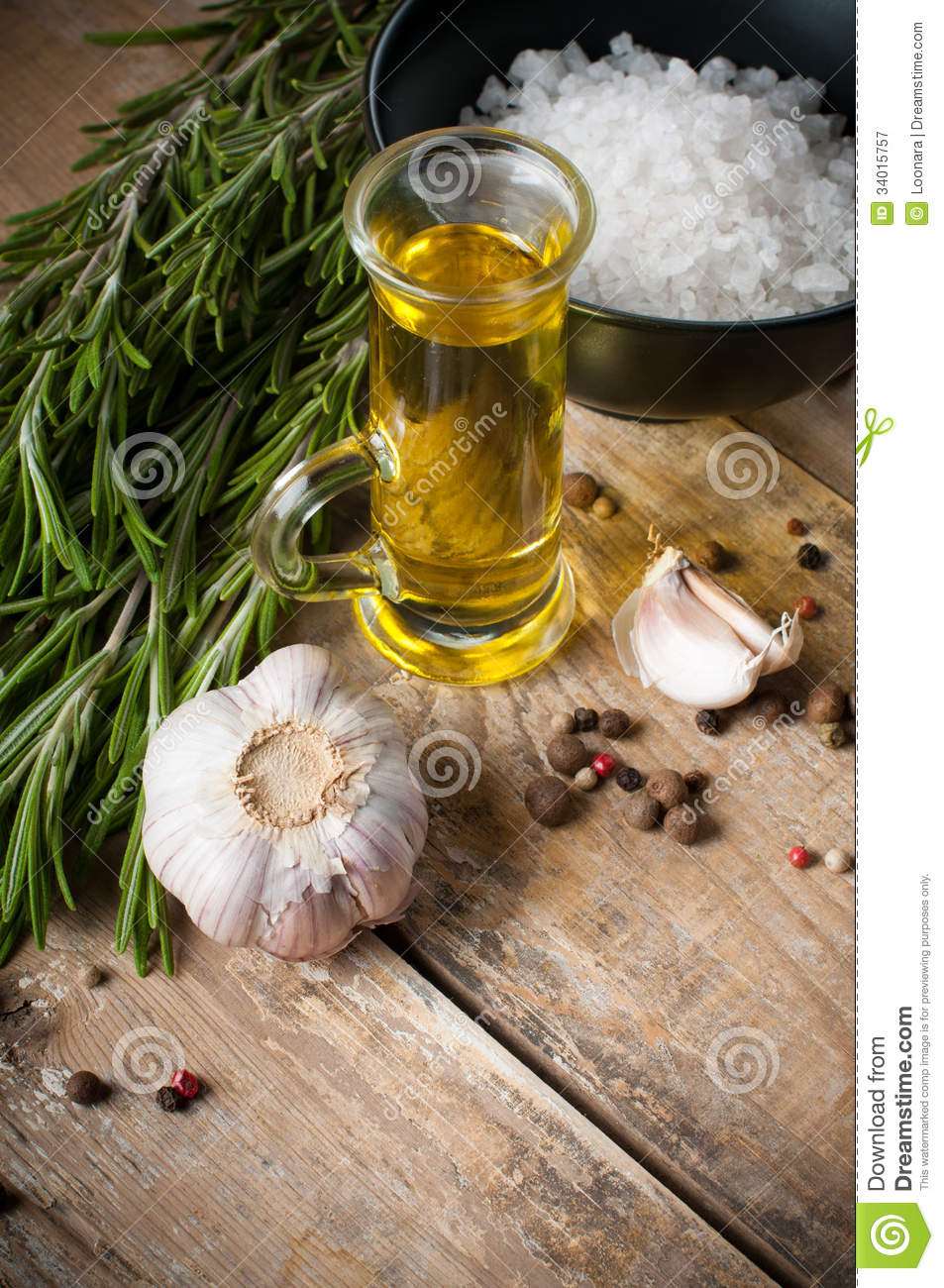 Rustic Kitchen Background Royalty Free Stock Photography