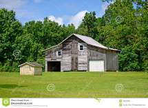 Old Barns and Sheds