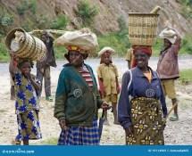 Rwandan People Editorial Stock - 19114969