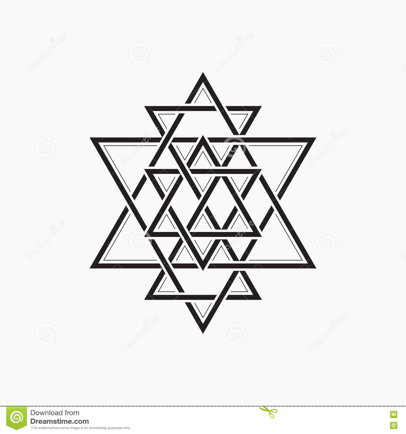 Pyramid Shape Coloring Page Coloring Pages