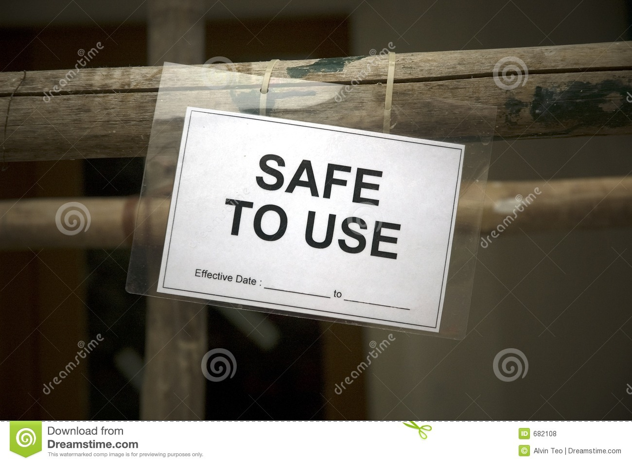 Safe To Use Royalty Free Stock Photos