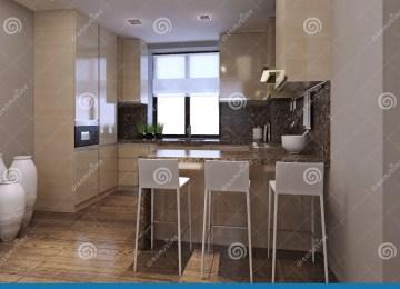 Idee Sala Da Pranzo Cucina   Sala Da Pranzo Della Cucina Nello Stile ...