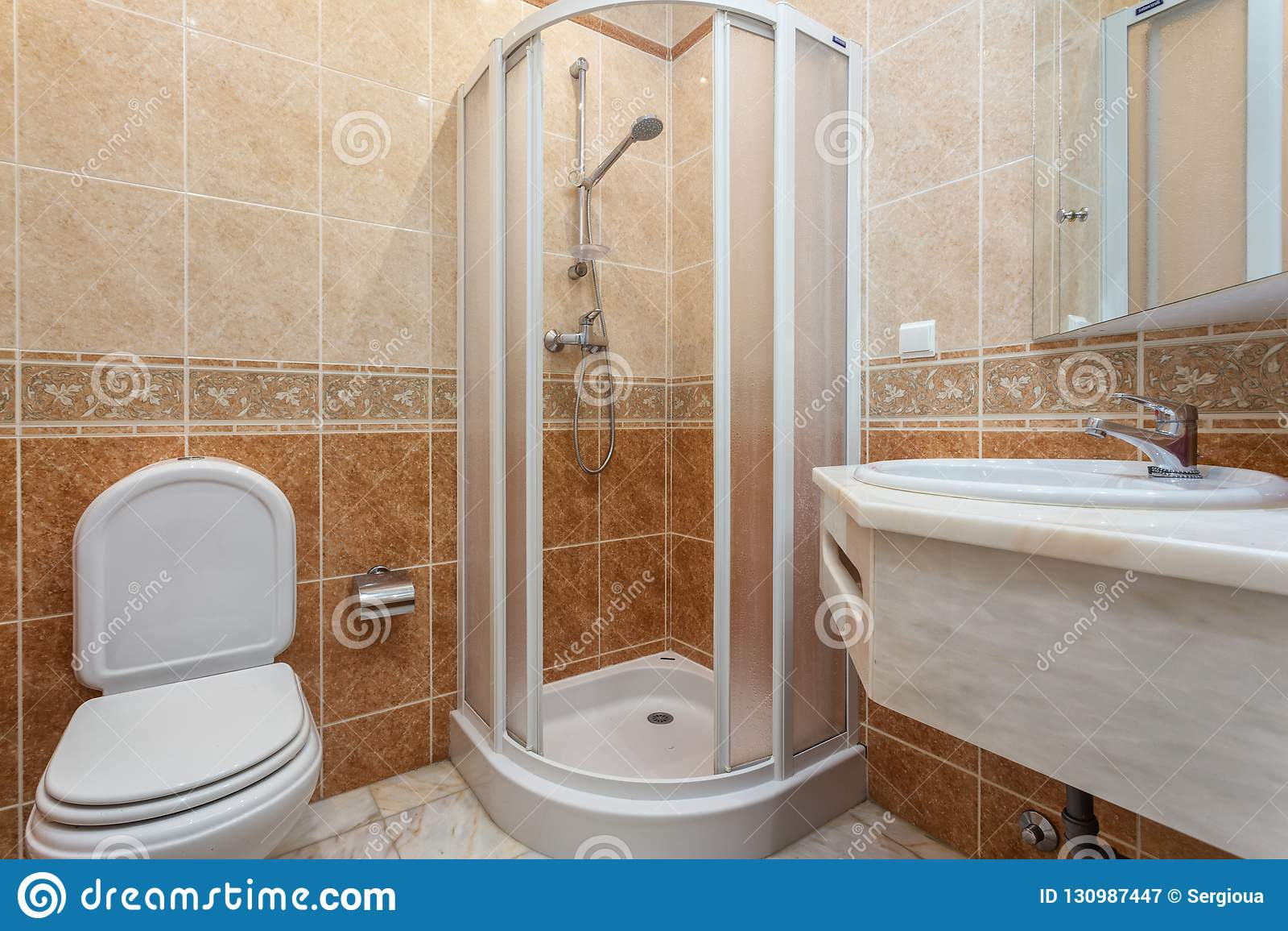 Design D Interieur De Salle De Bain Toilette