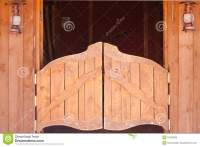 Saloon Old Doors Royalty Free Stock Photo - Image: 16438035