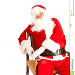 Santa Claus Chair French Bistro Table And Chairs In Stock Image 11211291