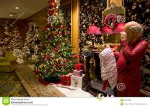 Santa Christmas Tree Decorations
