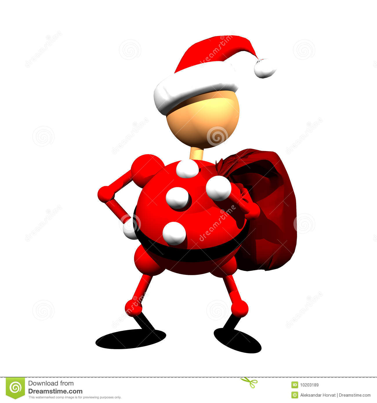 hight resolution of santa claus clipart