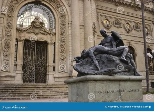 Santiago De Chile Stock - 45398500