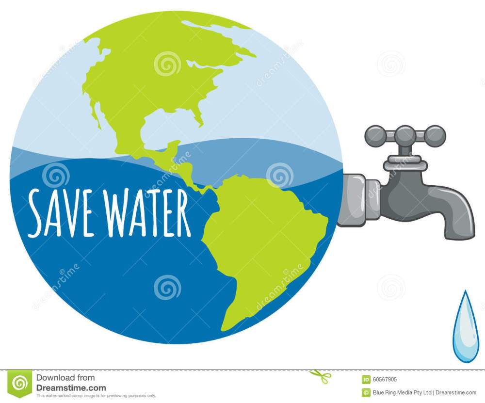 medium resolution of diagram of tap water wiring diagram usedsave water sign with tap water stock vector illustration of