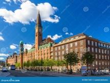 Scandic Palace Hotel In Copenhagen Stock - Of