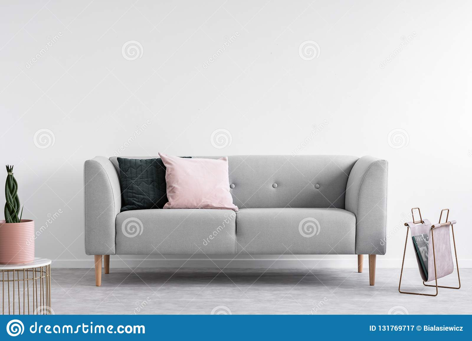 minimal sofa design sleeper under 200 scandinavian with grey real photo copy comfortable space on the wall