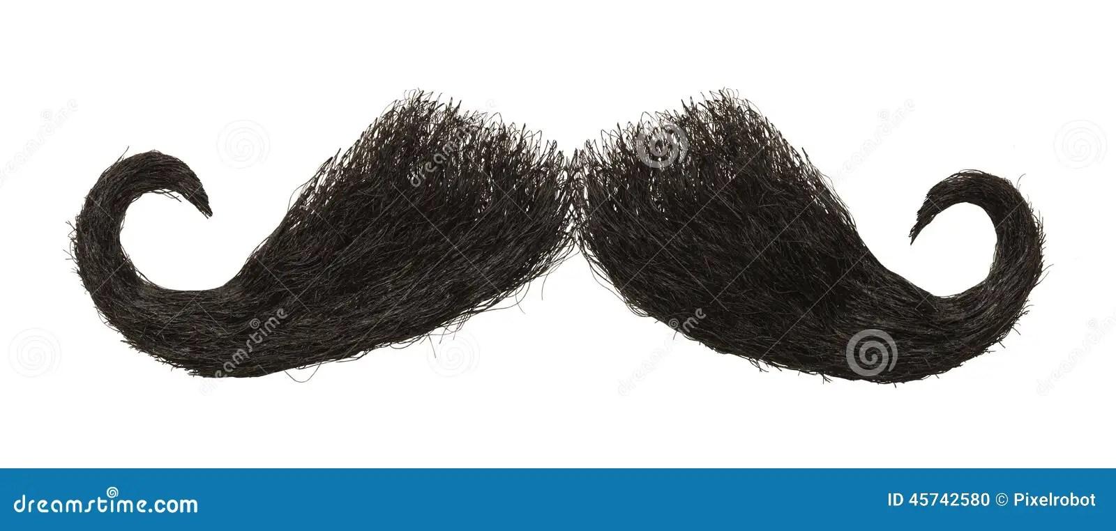 Schnurrbart stockfoto. Bild von menschlich. gekräuselt - 45742580