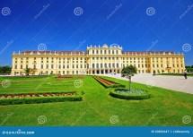 Vienna Austria Historic Buildings Monarchy Stock