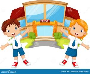 cartoon children illustration preview education