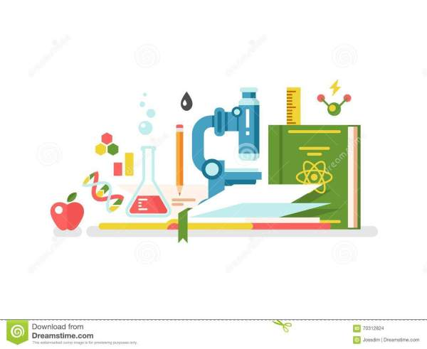 Education Vector Illustration