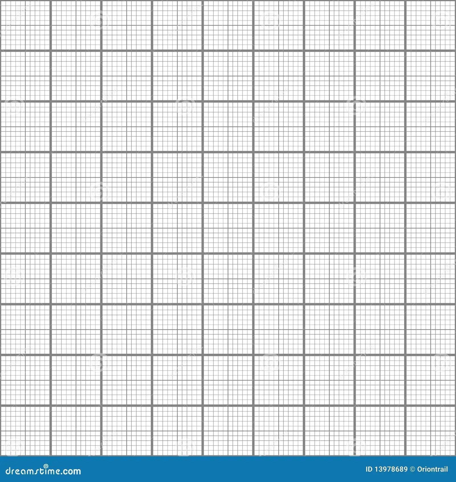 Scientific Grid Paper Stock Illustration Illustration Of
