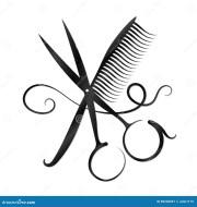 barbershop cartoons illustrations