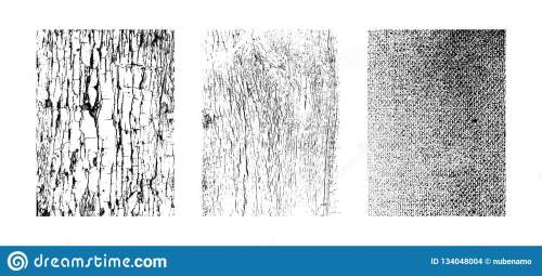 small resolution of scratchy textures abstract grunge backdrops vector clipart illustrations isolated on white background